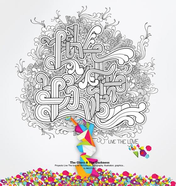 diseño y tipografías