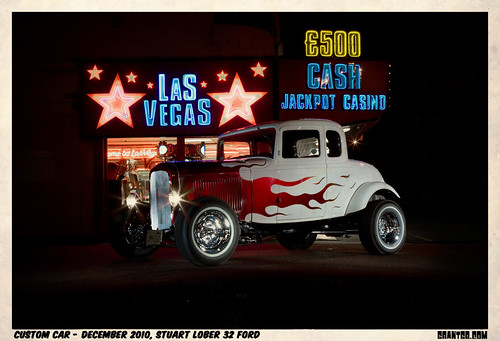 Stuart Lober 32 Ford, Custom Car Magazine 001