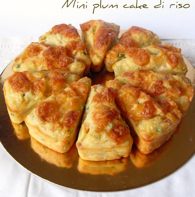mini plumcake