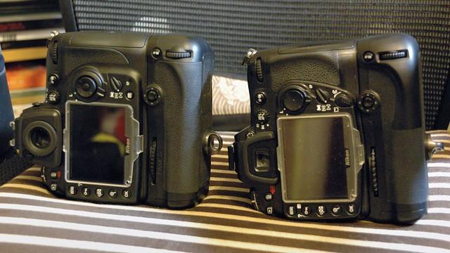 My Cameras  (D700, D300)