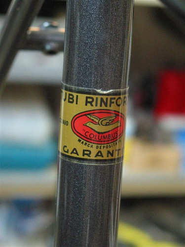 Ritchey road frame #3