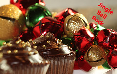 Jingle Bell Rock (Baking is my Zen) Tags: christmas cupcakes holidaybaking jinglebells chocolatecupcakes jinglebellrock carmenortiz canonrebelt1i bakingismyzen