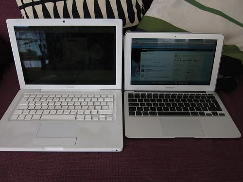 Macbook vs MBA