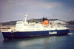 ST ELOI (50C Transport) Tags: ferry train br ala dover dunkerque sncf sealink