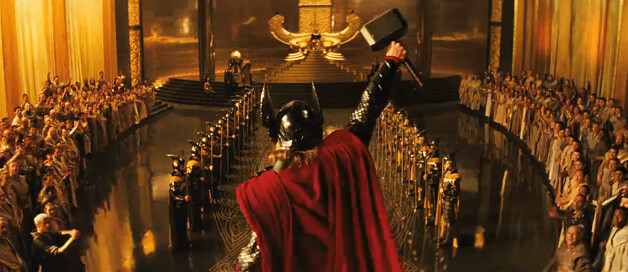 segundo trailer Thor Odin