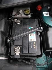 peugeot 207 batteria plip