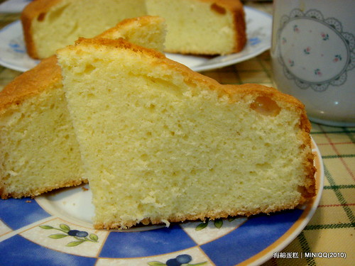 20101212 Sponge Cake _21