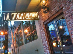 The Atrium Lounge in Vancouver WA