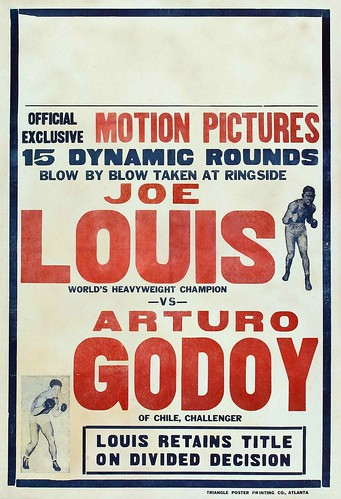 LouisBoxingPoster1940
