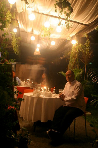 Chef Myke Sarthou