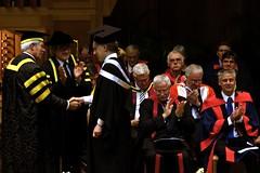 UTAS Graduation, December 2010