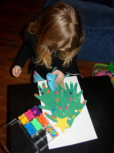 Handprint Tree 5