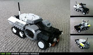 TAR-220 Hybrid Assault Vehicle
