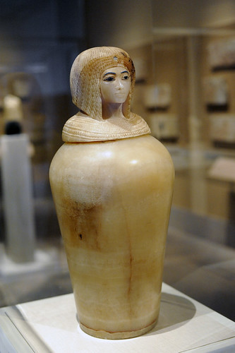 Canopic Jar of Kiya (?)