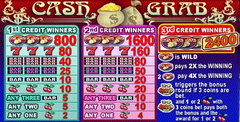 free Cash Crab slot mini symbol