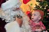 Santa visits Ranken Jordan