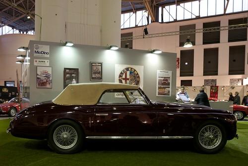 L9770793 - Auto Retro 2010. Alfa Romeo 6C 2500 Freccia d'Oro