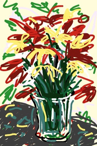 iPhone sketch number 1