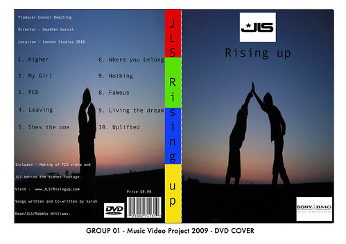 13R1-19 Music DVD Cover