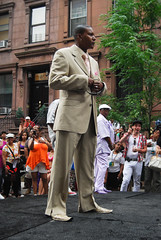 Harlem Pride Day Celebration (LightNMild) Tags: show street city newyorkcity gay summer people music sunlight ny newyork black color men june festival lesbian children fun concert rainbow nikon women artist afternoon singing dancing audience outdoor iso400 african harlem manhattan vibrant stage unitedstatesofamerica negro crowd performance first pride transgender event human talent american lgbt africanamerican series block latino 1855mm avenue excitement performer celebrate showcase lenox fifth 2010 dx 119thstreet skeene d40x carlskeene firstharlempride