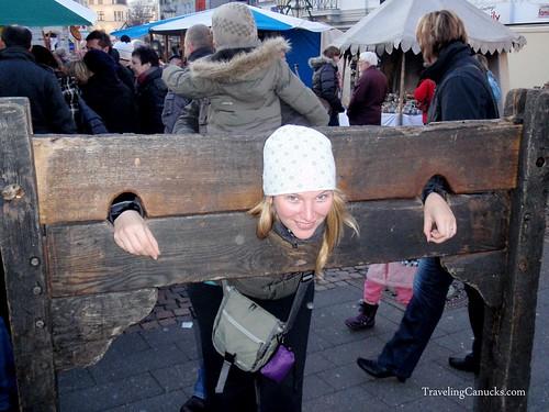 Medieval Christmas Market - Seigburg, Germany