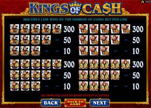 free Kings of Cash slot mini symbol