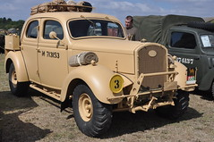A Real 4 x 4 (colinfpickett) Tags: ford 6x6 bedford war tank 4x4 rally plymouth chevy german ww2 soldiers dodge essex gmc machinegun dingo willys daimler humber classictruck halftrack vintagetruck armouredcar brengun stype damynsfarm
