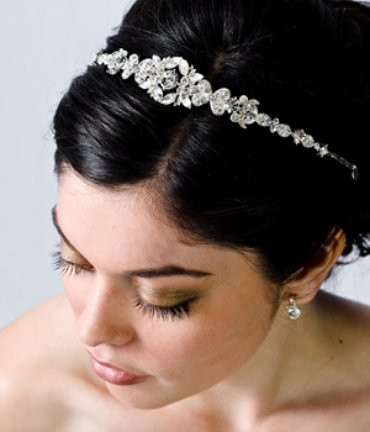Featuring the most beautiful bridal headbands anywhere