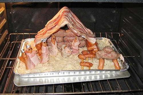 pork-nativity