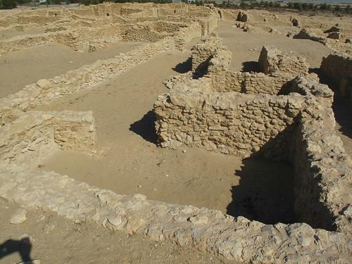 Sar Burial Excavation Site