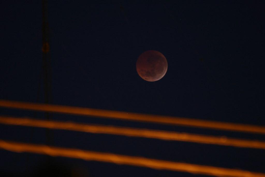 Un eclipse en fotos+yapa