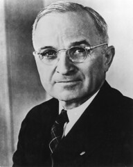 Harry S. Truman, president of the United States
