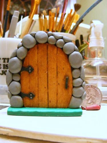 fairy door for Franni
