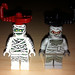 LEGO Collectible Minifigures Series 3 Mummy vs  Studios