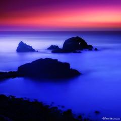 San Francisco Seal Rocks Long Exposure Study (davidyuweb) Tags: big san francisco rocks long exposure study seal lee stopper artofimages bestcapturesaoi leebigstopper