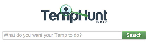 Temphunt finds jobs for temps