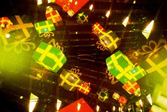 hope you're done with shopping (Stitch) Tags: color mall shopping lomo lca doubleexposure philippines fine sanjuan gifts greenhills asa100 lsi negs