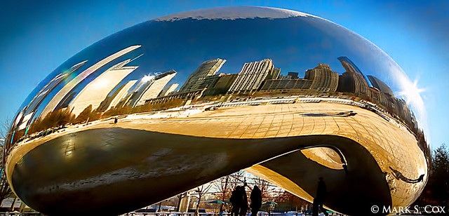 Chicago Bean with Kippah