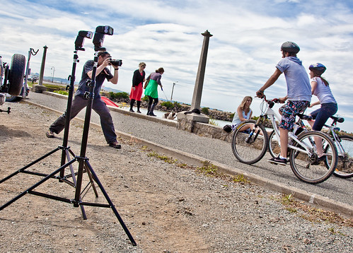 CC shooting for Tourism Waitaki