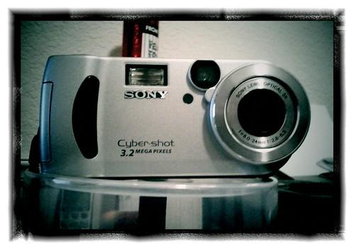 My first digital camera
