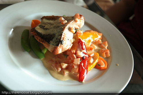 Black Sheep Cafe - Fish Special