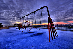 Playtime is Over (Jeffpmcdonald) Tags: uk snow liverpool promenade otterspool nikond80 jeffpmcdonald dec2010