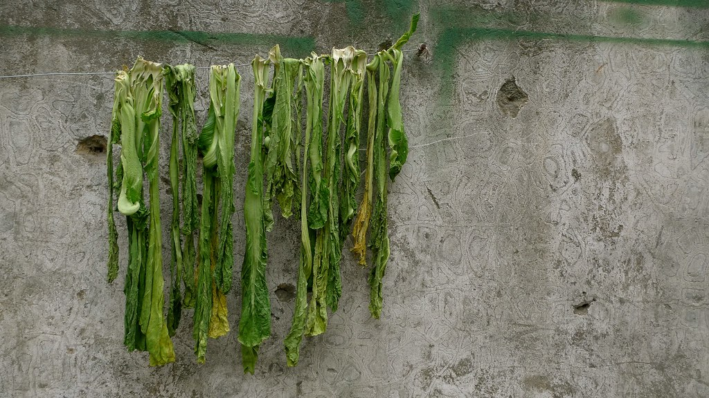 Dried Veg