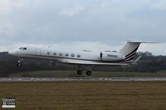 N506QS - 623 - Netjets - Gulfstream V - Luton - 100224 - Steven Gray - IMG_7319