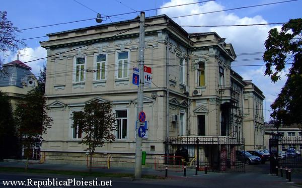 Palatul Sfetescu