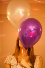 Happy Birthday! (* la *) Tags: raw ballons anniversaire flou