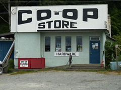 Co-Op Hardware Store, Sointula, Malcolm Island, B.C. (orbora78) Tags: hardware britishcolumbia sointula malcolmisland coopstore