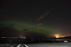 Aurora borealis (Kristoffer Antonsen) Tags: bridge storm norway norge crazy pierre aurora bergen northern lys natt kristoffer northernlights borealis lesund hst flyen natten nkf lange nordlys woow geomagnetic antonsen gassendi skodje gatemusikant ulrikken ormen ormenlange tennfjord hildre lightningstorminbergen