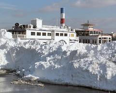 Neo Binghamton & Binghamton Ferry Restaurants on Hudson River, Edgewater NJ (jag9889) Tags: winter snow storm ferry restaurant boat newjersey closed wind nj hudsonriver neo blizzard edgewater binghamton 2010 bergencounty 07020 zip07020 y2010 jag9889