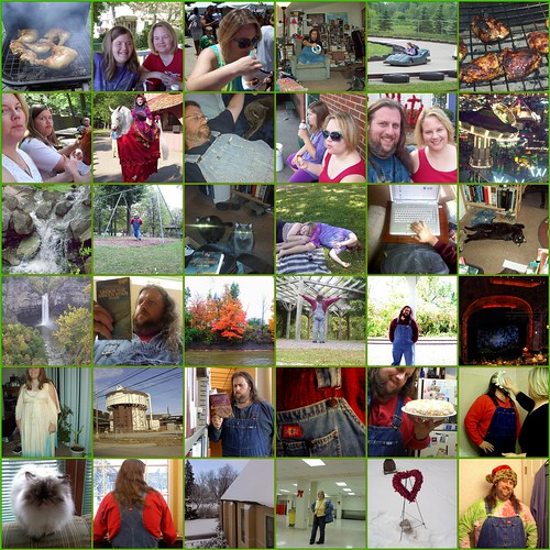 The 2010 photo montage, part two!
